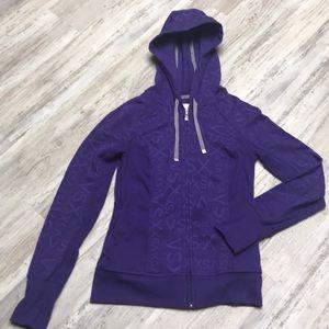 VSX Zip Hoodie Jacket